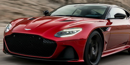 Aston Martin DBS Superleggera 2018-2019
