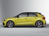 Audi A1 Sportback S line профиль