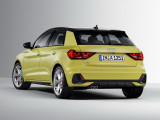 Audi A1 Sportback S line корма хэтчбека