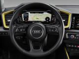 Руль и виртуальная панель приборов