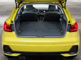 Багажник со сложенными задними спинками
