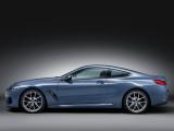 Профиль купе BMW 8-Series