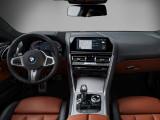 Салон нового купе БМВ 8-й серии