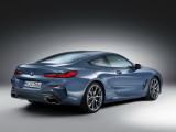 Фото BMW 8-Series Coupe 2018-2019 дизайн кормовой части