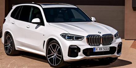 BMW X5 2018-2019