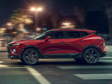 Фото Chevrolet Blazer RS 2018-2019