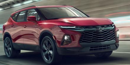 Chevrolet Blazer 2018-2019