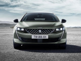 Новый Peugeot 508 SW вид спереди