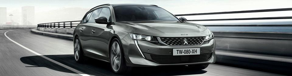 Peugeot 508 SW 2018-2019