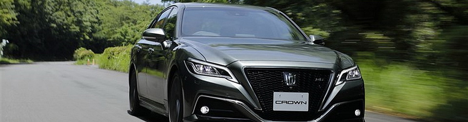 Toyota Crown 2018-2019
