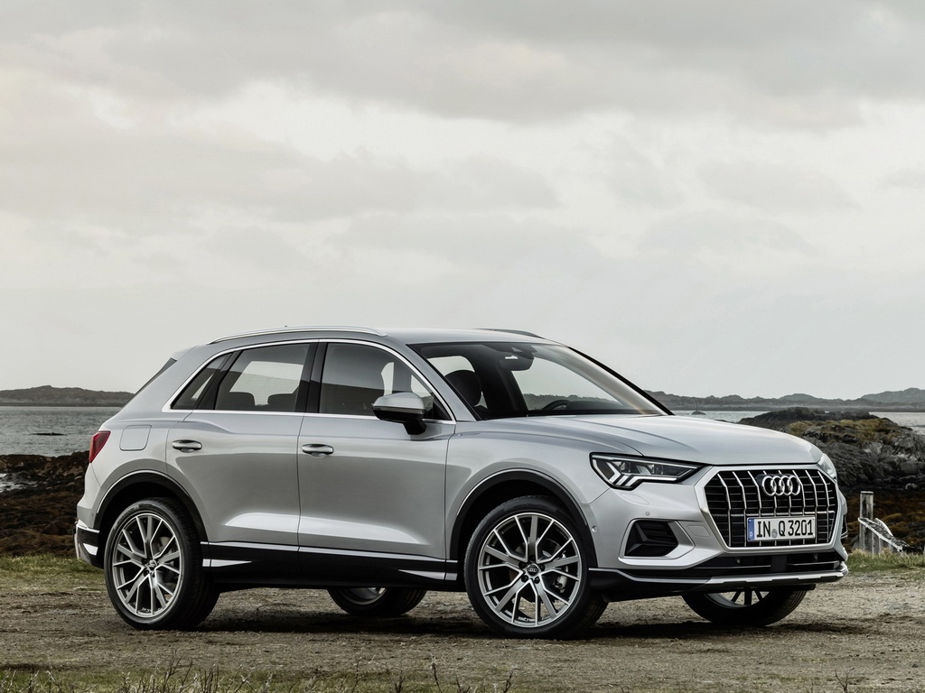 Смотрите - Audi Q3 2019 модельного года: чего ожидать от рестайлинга видео