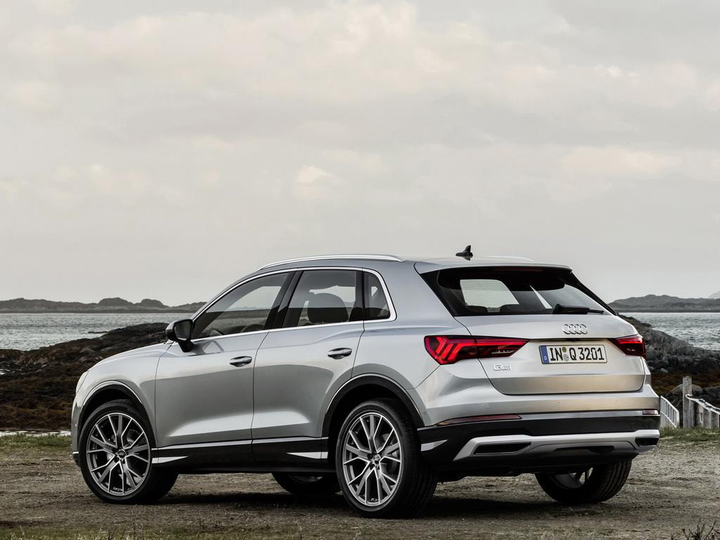 Audi Q3 2019 модельного года: чего ожидать от рестайлинга рекомендуем