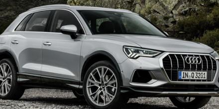 Audi Q3 2018-2019