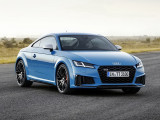 Новый Audi TTS фото