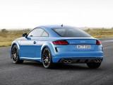 Задняя часть кузова Audi TTS