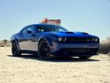 Фото Dodge Challenger SRT Hellcat внешний облик