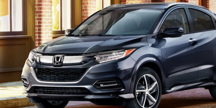 Honda HR-V 2018-2019