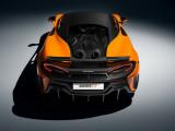 Корма суперкара McLaren 600LT фото