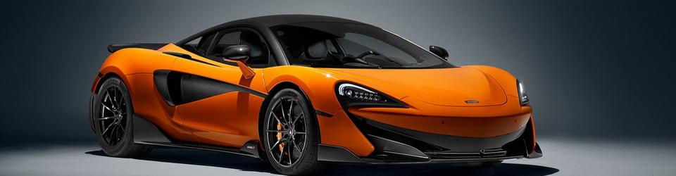 McLaren 600LT 2018-2019