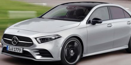 Седан Mercedes A-Class 2018-2019