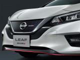 Передняя часть кузова Leaf Nismo фото