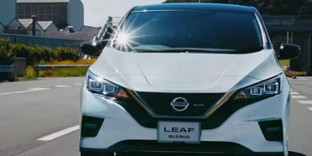 Nissan Leaf Nismo 2018-2019