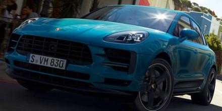 Porsche Macan 2018-2019