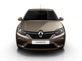 Renault Sandero вид спереди