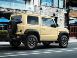 Suzuki Jimny корма