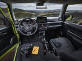 Интерьер Suzuki Jimny 2018-2019 фото