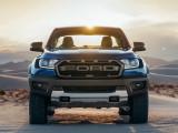Ford Ranger Raptor носовая часть