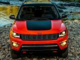 Фото Jeep Compass Trailhawk вид спереди