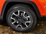 Дизайн колесных дисков версии Trailhawk