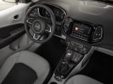 Салон Jeep Compass фото 1