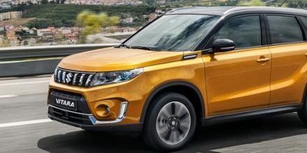 Suzuki Vitara 2018-2019