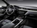Фото салона Audi e-tron отделка вариант 1