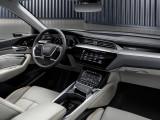 Фото салона Audi e-tron отделка вариант 2