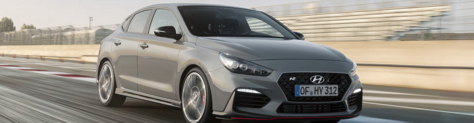 Hyundai i30 Fastback N 2019-2020