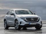 Фото Mercedes EQC 2019-2020 внешний дизайн