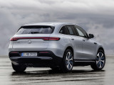 Фото Mercedes EQC 2019-2020 дизайн кормы