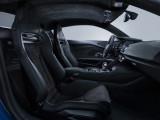 Передний ряд сидений купе Audi R8
