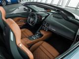 Салон Audi R8 Spyder фото
