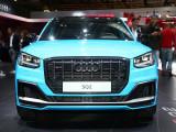 Audi SQ2 вид спереди