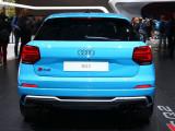 Audi SQ2 вид сзади
