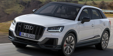 Audi SQ2 2019-2020