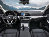 Интерьер BMW 3-series фото