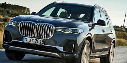 BMW X7 2019-2020