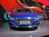 Фото Hyundai Lafesta вид спереди