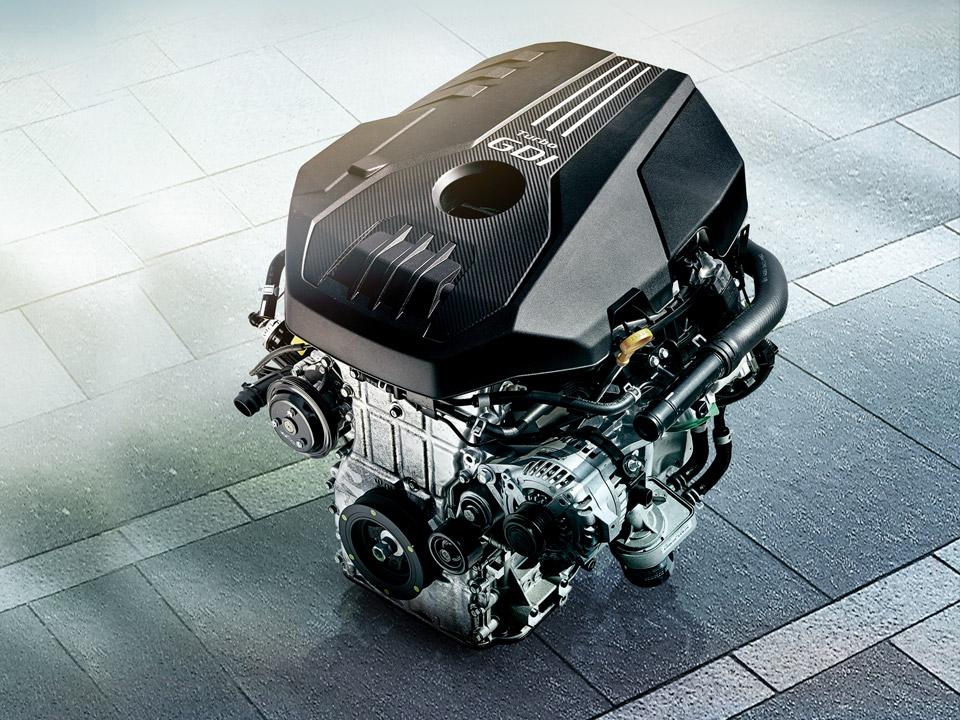 Двигатель 2.0 T-GDI