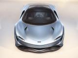 Фото McLaren Speedtail вид спереди